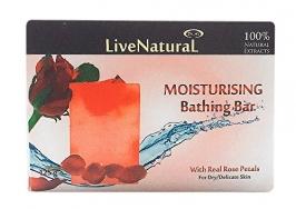 Rose Rose Petals Bathing Bar 100g